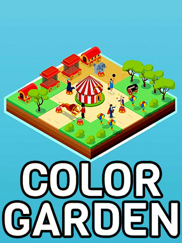 Ladda ner Color garden: Build by number på Android 5.0 gratis.
