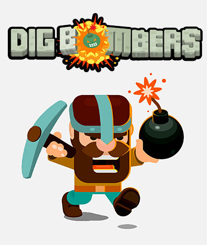 Ladda ner Dig bombers: PvP multiplayer digging fight på Android 4.0.3 gratis.