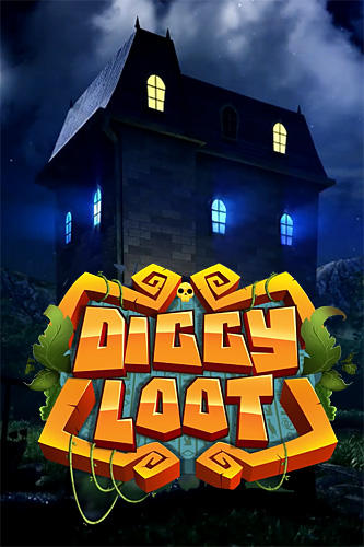 Ladda ner Diggy loot: A dig out adventure på Android 5.0 gratis.