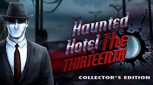 Ladda ner Hidden objects. Haunted hotel: The thirteenth: Android First-person adventure spel till mobilen och surfplatta.