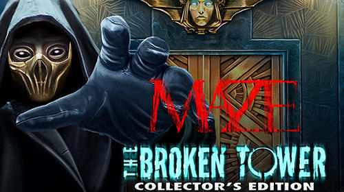 Ladda ner Hidden objects. Maze: The broken tower. Collector's edition på Android 4.4 gratis.