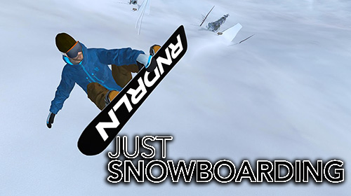 Ladda ner Just snowboarding: Freestyle snowboard action på Android 7.0 gratis.