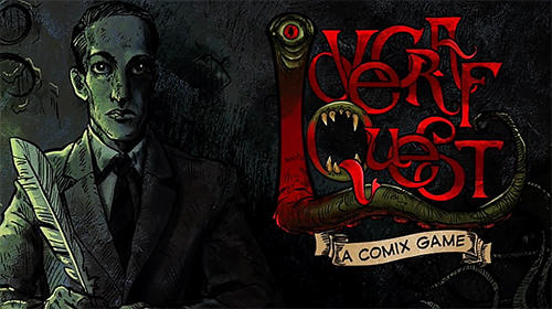 Ladda ner Lovecraft quest: A comix game på Android 4.0.3 gratis.