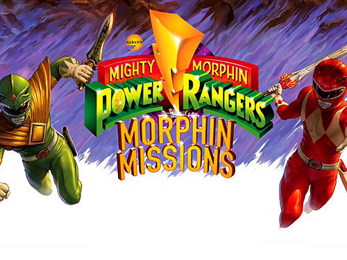 Ladda ner Mighty morphin: Power rangers. Morphin missions på Android 6.0 gratis.