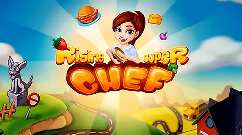 Ladda ner Rising super chef: Cooking game på Android 4.0.3 gratis.