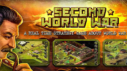 Ladda ner Second world war: Real time strategy game! på Android 5.1 gratis.