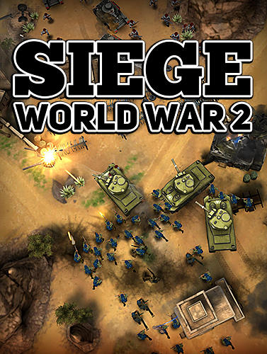 Ladda ner Siege: World war 2 på Android 4.4 gratis.
