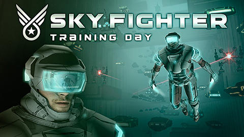 Ladda ner Sky fighter: Training day på Android 7.0 gratis.