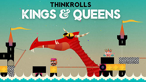 Ladda ner Thinkrolls: Kings and queens på Android 4.0.3 gratis.