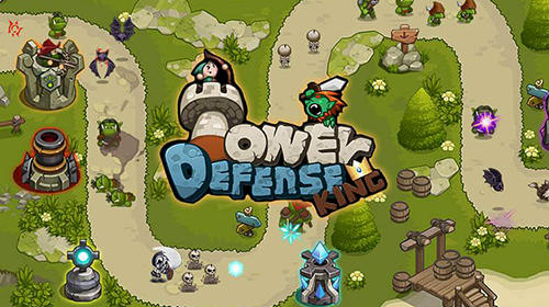 Ladda ner Tower defense king på Android 4.0.3 gratis.