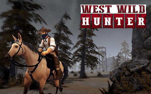 Ladda ner West wild hunter: Mafia redemption. Gold hunter FPS shooter: Android Cowboys spel till mobilen och surfplatta.