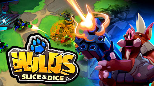 Ladda ner Wilds: Slice and dice. Wild league: Android Shooter spel till mobilen och surfplatta.