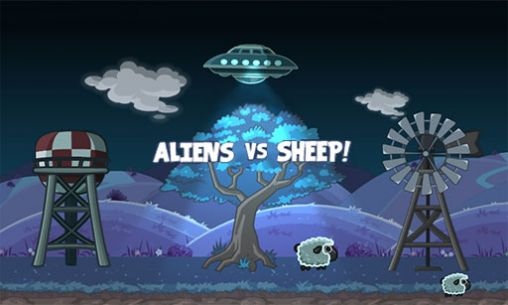 Aliens vs sheep