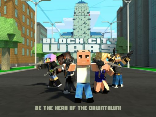 Block City wars: Mine mini shooter