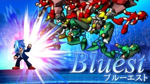 Ladda ner Bluest: Fight for freedom på Android 4.1.1 gratis.