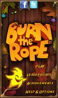 Burn the Rope Worlds