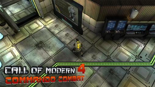 Call of modern commando combat 4
