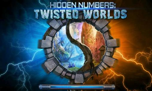 Ladda ner Hidden numbers: Twisted worlds på Android 4.1.1 gratis.