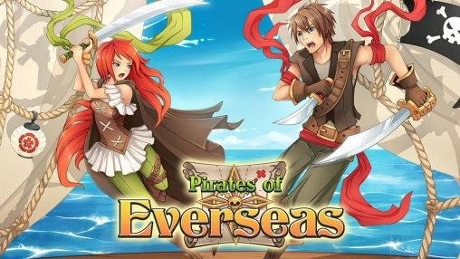 Ladda ner Pirates of Everseas på Android 4.1.1 gratis.