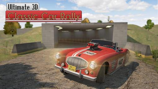 Ultimate 3D: Classic car rally