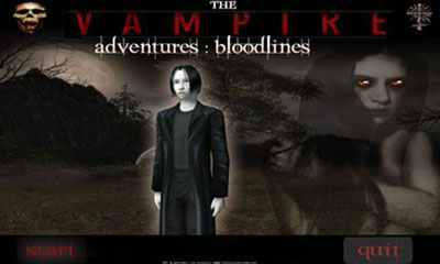 Vampire Adventures Blood Wars