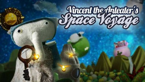 Vincent the anteater's space voyage