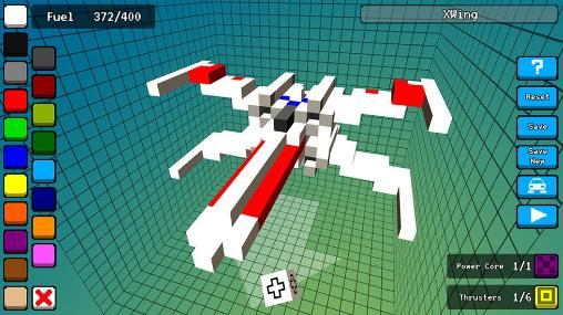 Hovercraft: Build fly retry
