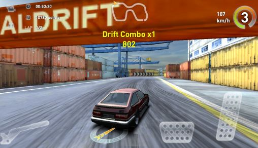 Real drift