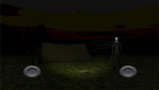 Slender: Morning camp