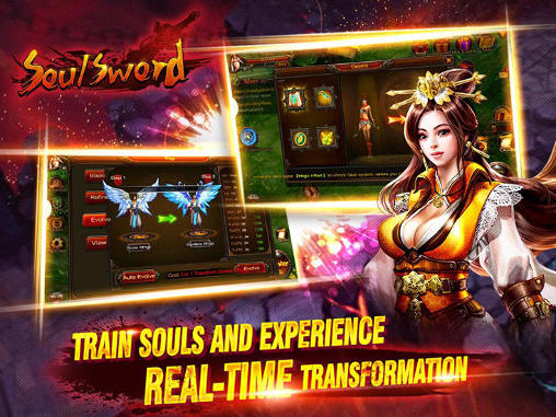 Three kingdoms: Soul sword