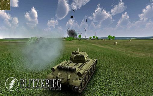 Blitzkrieg MMO: Tank battles (Armored aces)