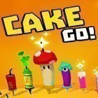 Ladda ner Cake go: Party with candle på Android gratis.