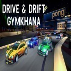 Med den aktuella spel Alien Overkill för Android ladda ner gratis Drive and drift: Gymkhana car racing simulator game till den andra mobiler eller surfplattan.