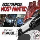 Ladda ner den bästa spel för Android Need for Speed: Most Wanted v1.3.69.