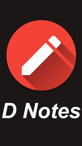 Ladda ner D notes - Notes, lists & photos till Android gratis.