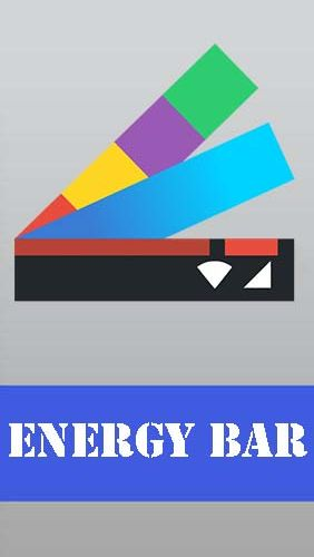 Ladda ner Energy bar - A pulsating battery indicator till Android gratis.