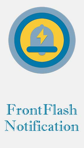 Ladda ner FrontFlash notification till Android gratis.