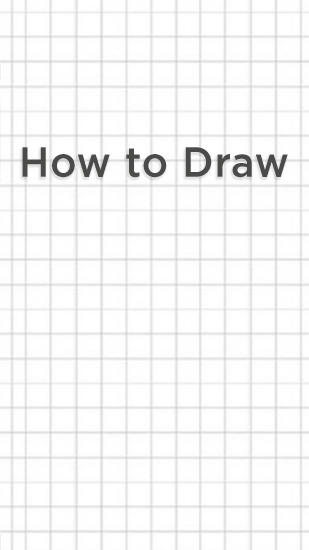 Ladda ner How to Draw till Android gratis.