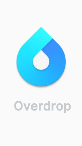 Ladda ner Overdrop - Animated weather & Widgets till Android gratis.