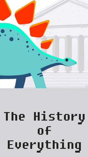 Ladda ner The history of everything till Android gratis.