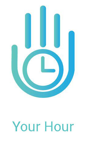 Ladda ner Your hour - Phone addiction tracker and controller till Android gratis.