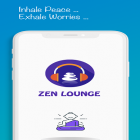 Ladda ner Zen Lounge: Meditation Sounds  på din iPhone gratis.