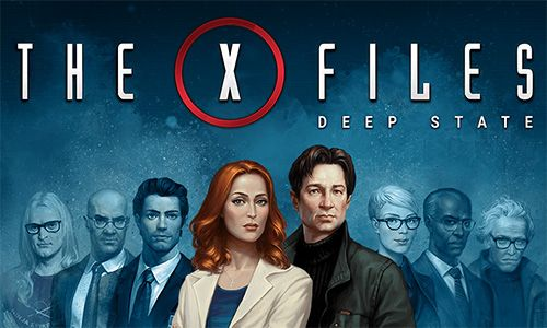 Ladda ner Äventyrsspel spel The X-files: Deep state på iPad.