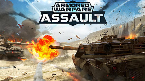 Ladda ner spel Armored warfare: Assault på iPad.