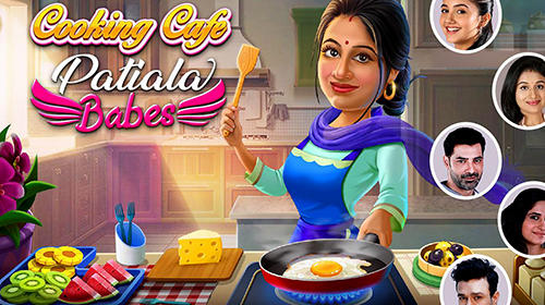 Ladda ner Arkadspel spel Patiala babes: Cooking cafe på iPad.