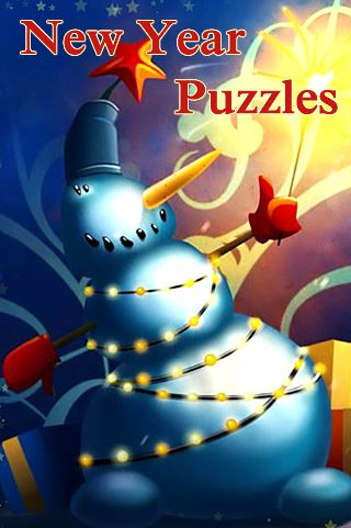 New Year puzzles
