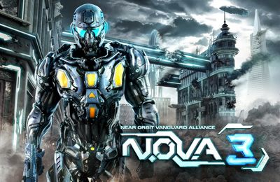 N.O.V.A.  Near Orbit Vanguard Alliance 3