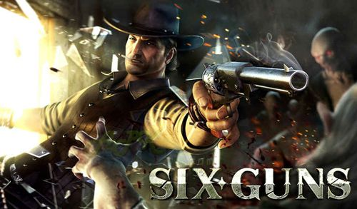 Ladda ner Six guns: Gang showdown iPhone 6.1.3 gratis.