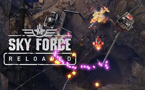 Ladda ner Sky force: Reloaded iPhone 8.1 gratis.
