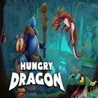Med den aktuella spel World of warriors för iPhone, iPad eller iPod ladda ner gratis Hungry dragon.